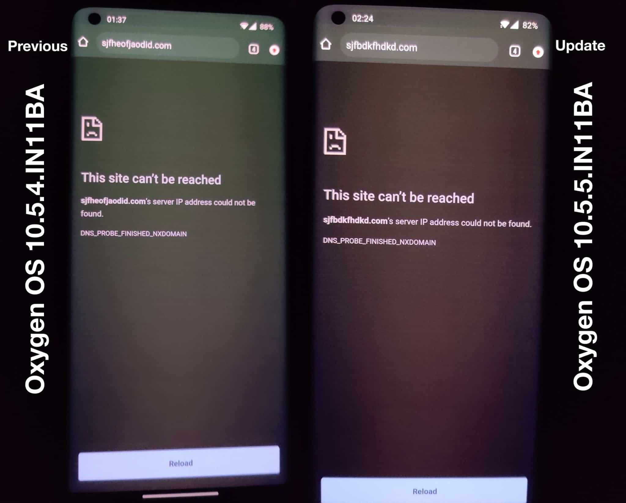 OnePlus 8 Pro green tint fix