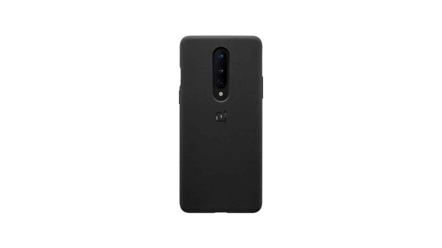 OnePlus 8 Sandstone Bumper 3