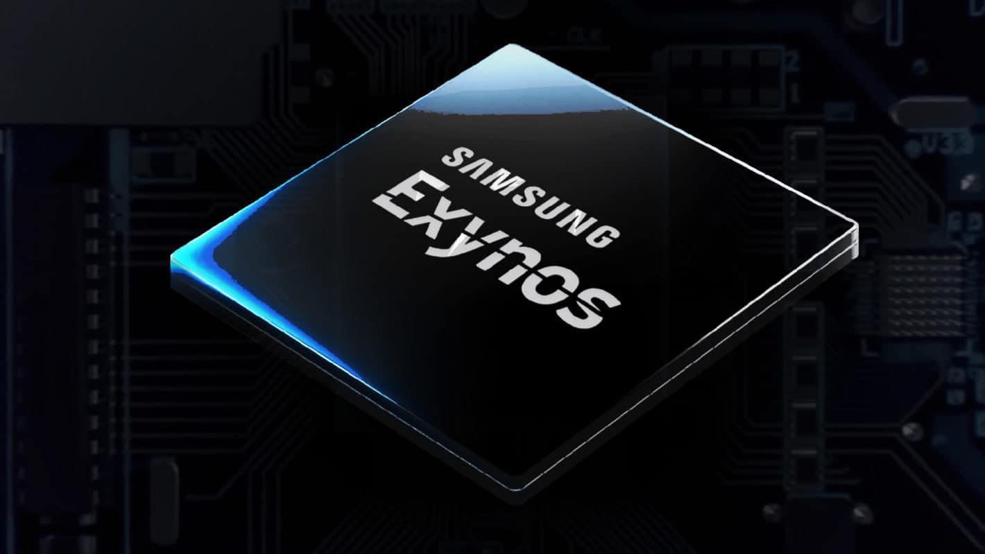 Samsung Exynos Logo Illustration AH DB