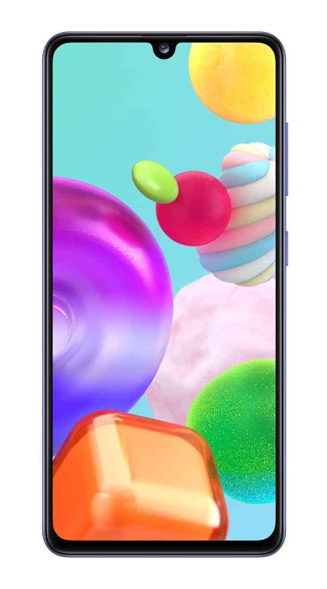 Samsung Galaxy A41 image 2