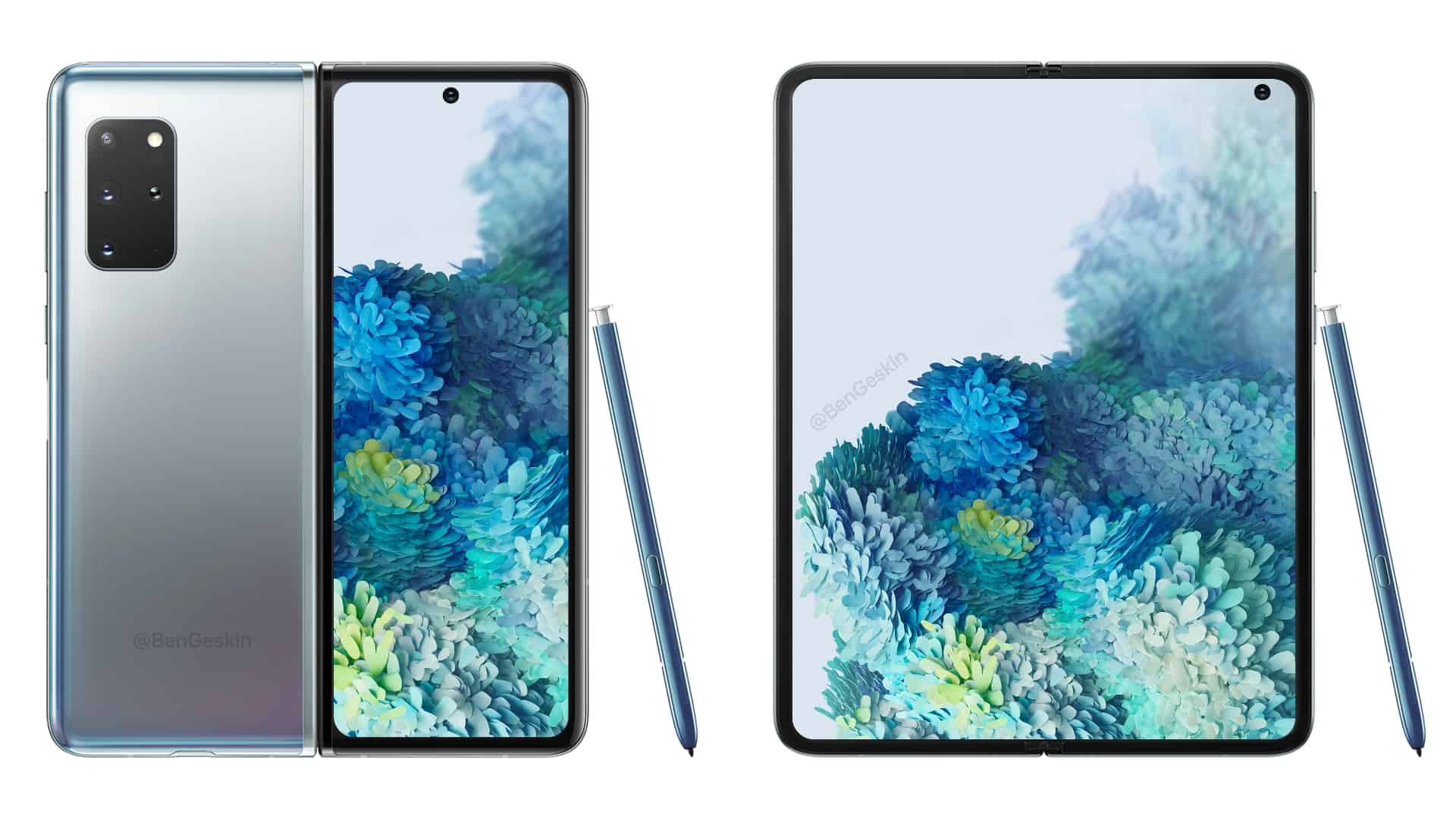 Samsung Galaxy Z Fold 2 Preview New Name Improved Design