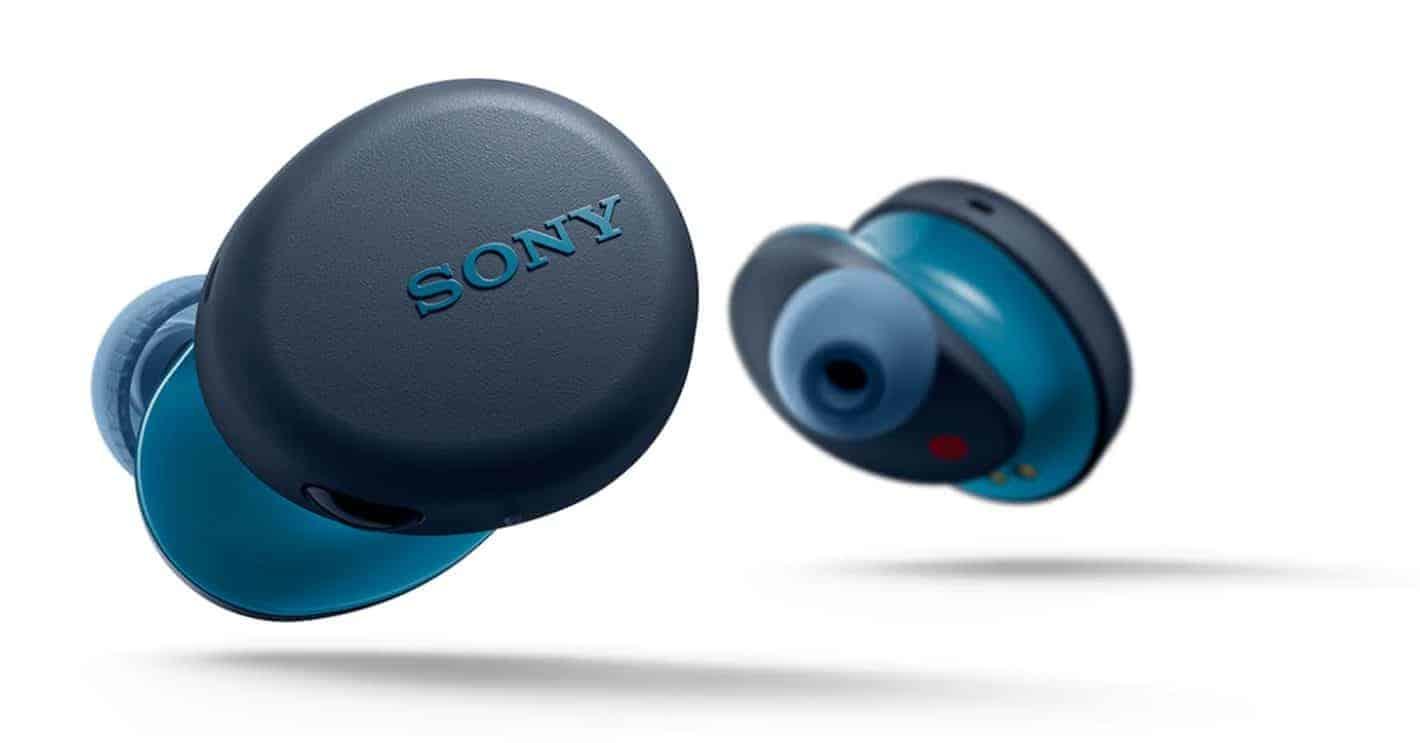 Sony WF XB700 TWS earphones 4