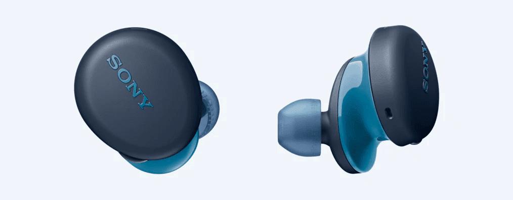 Sony WF XB700 TWS earphones 9