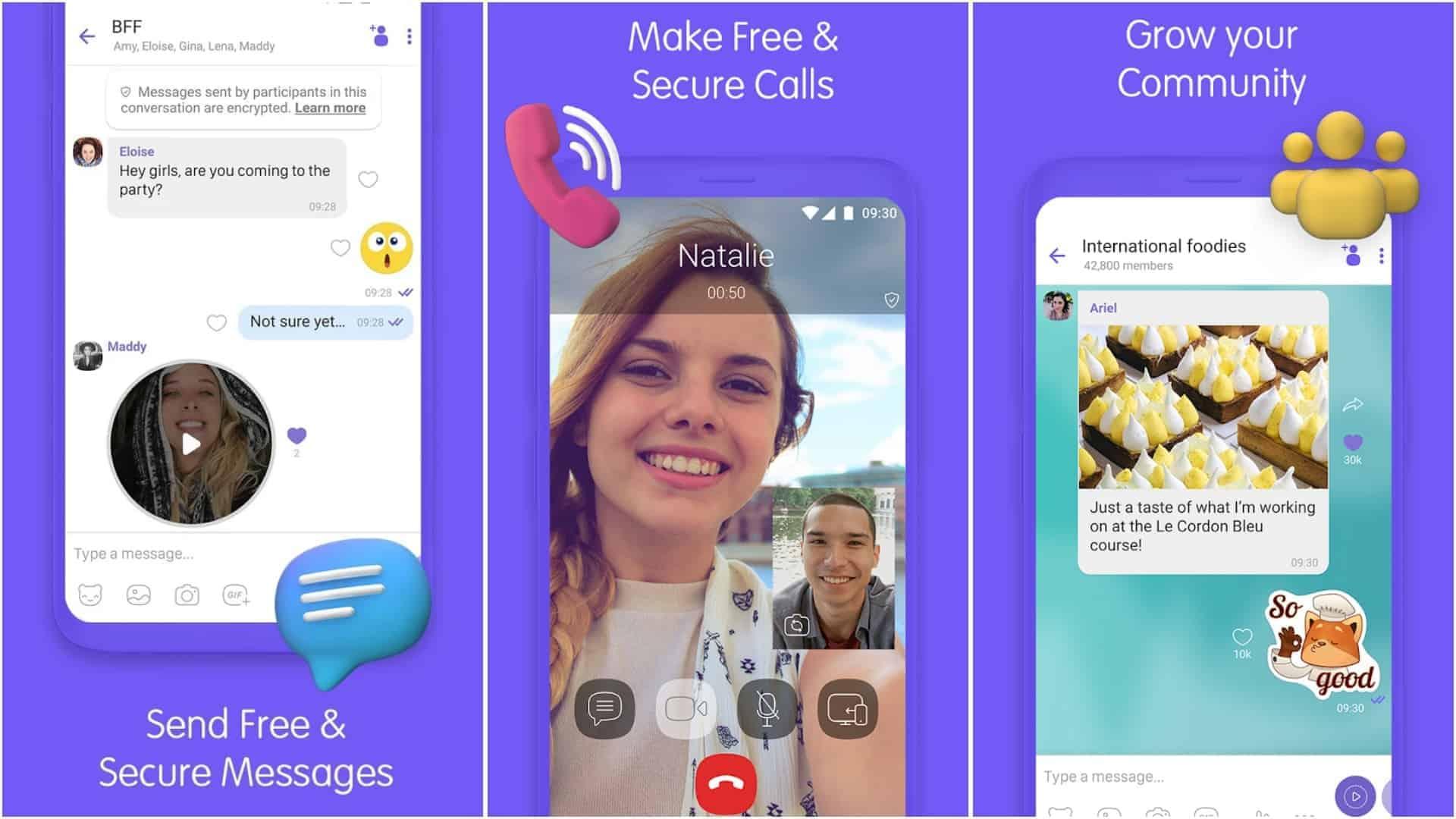 Viber app image April 2020