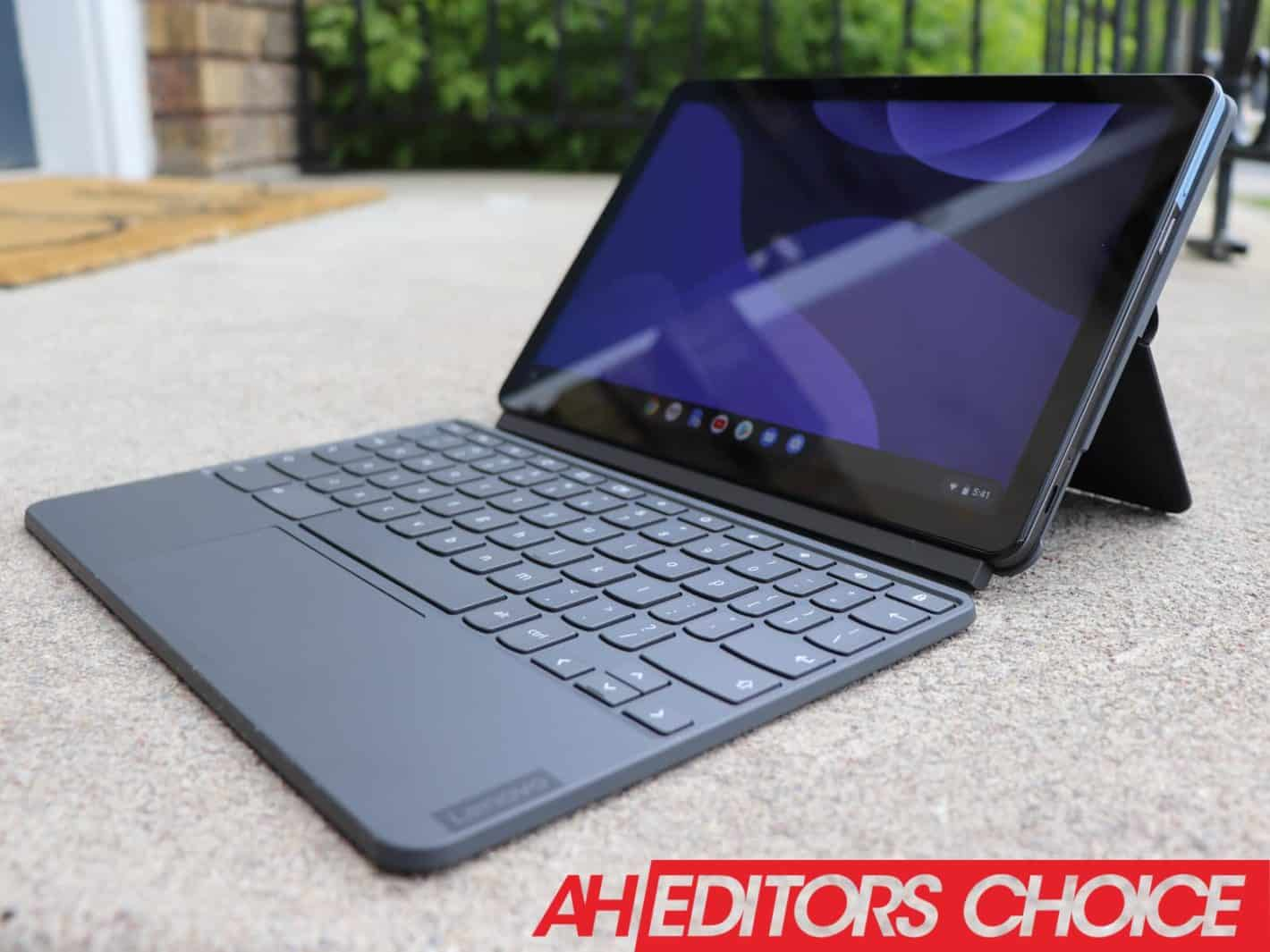 Lenovo Chromebook Duet Review Setting The Bar For Budget Detachable Chromebooks