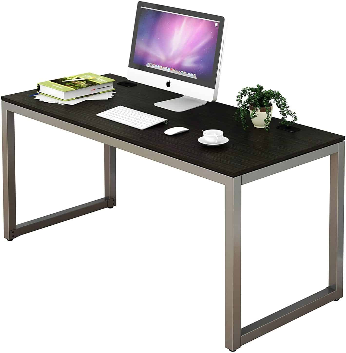 office desks working from home