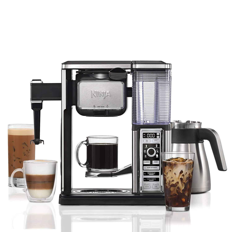 NINJA CF097 Coffee Bar Programmable Coffee Maker - Woot