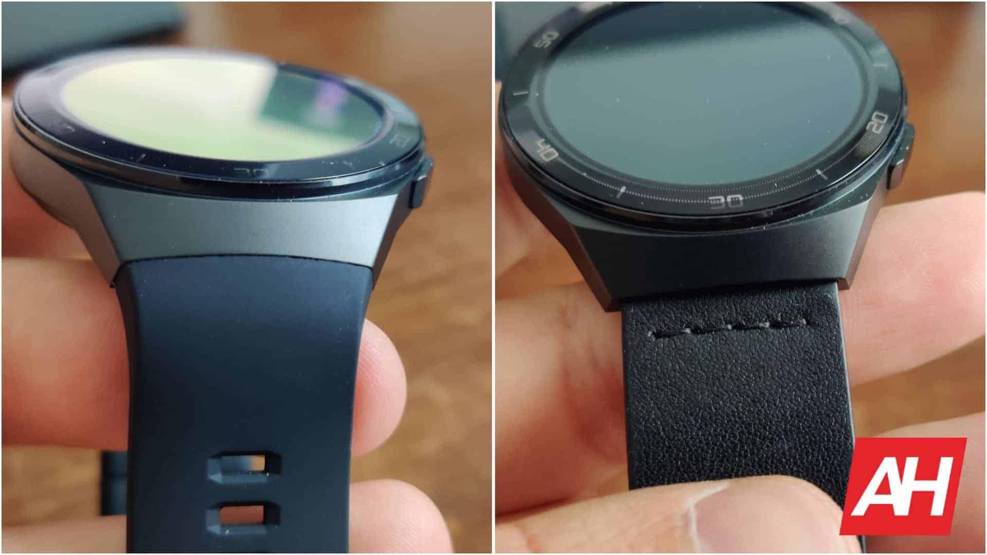 AH Huawei GT 2e original vs third party strap