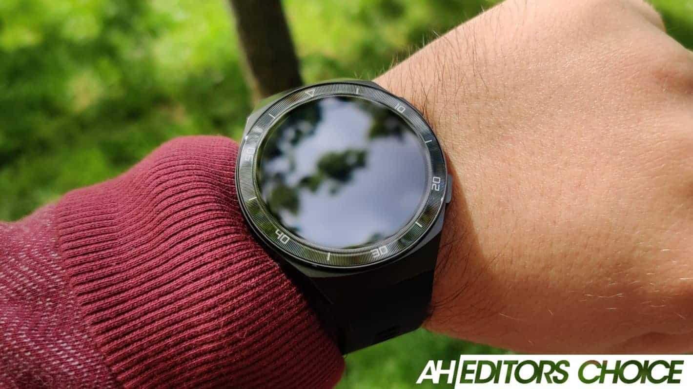 AH Huawei Watch GT 2e editors choice badge