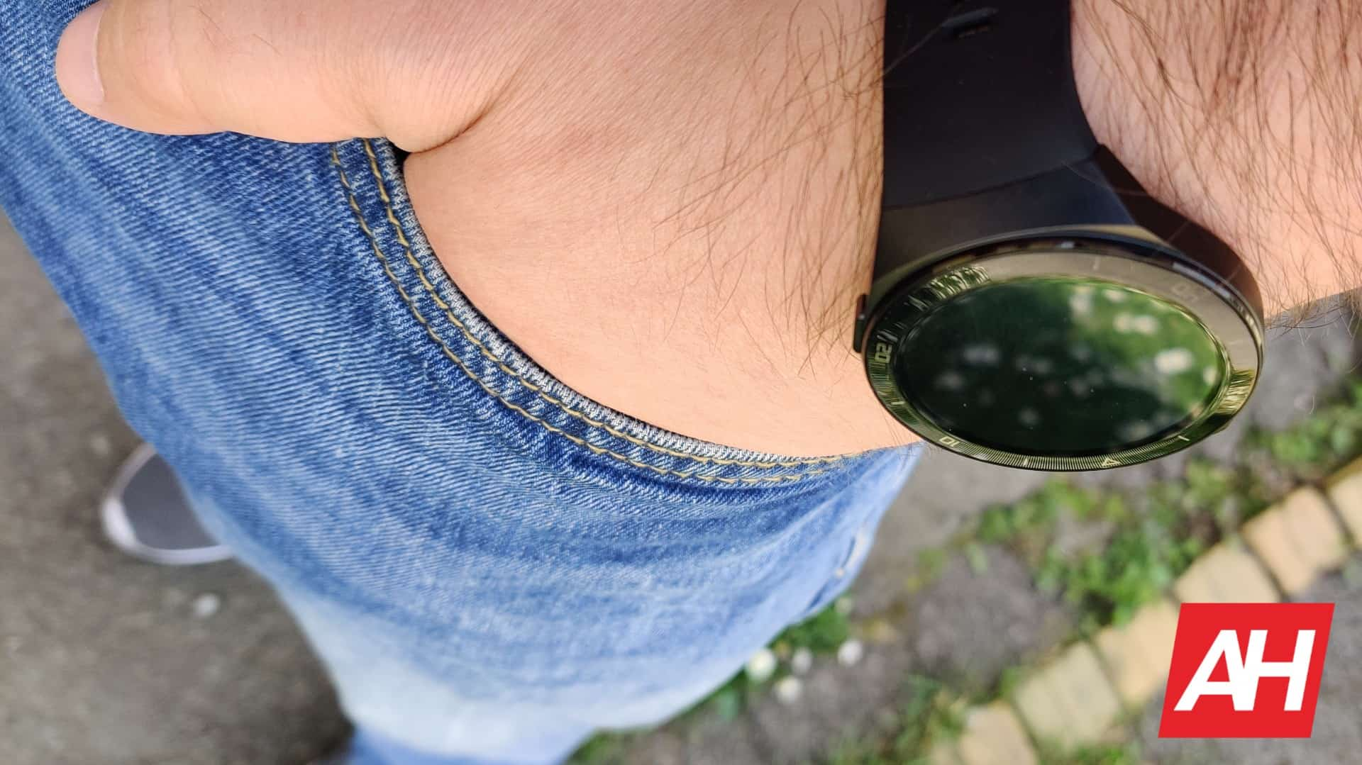 AH Huawei Watch GT 2e image 38
