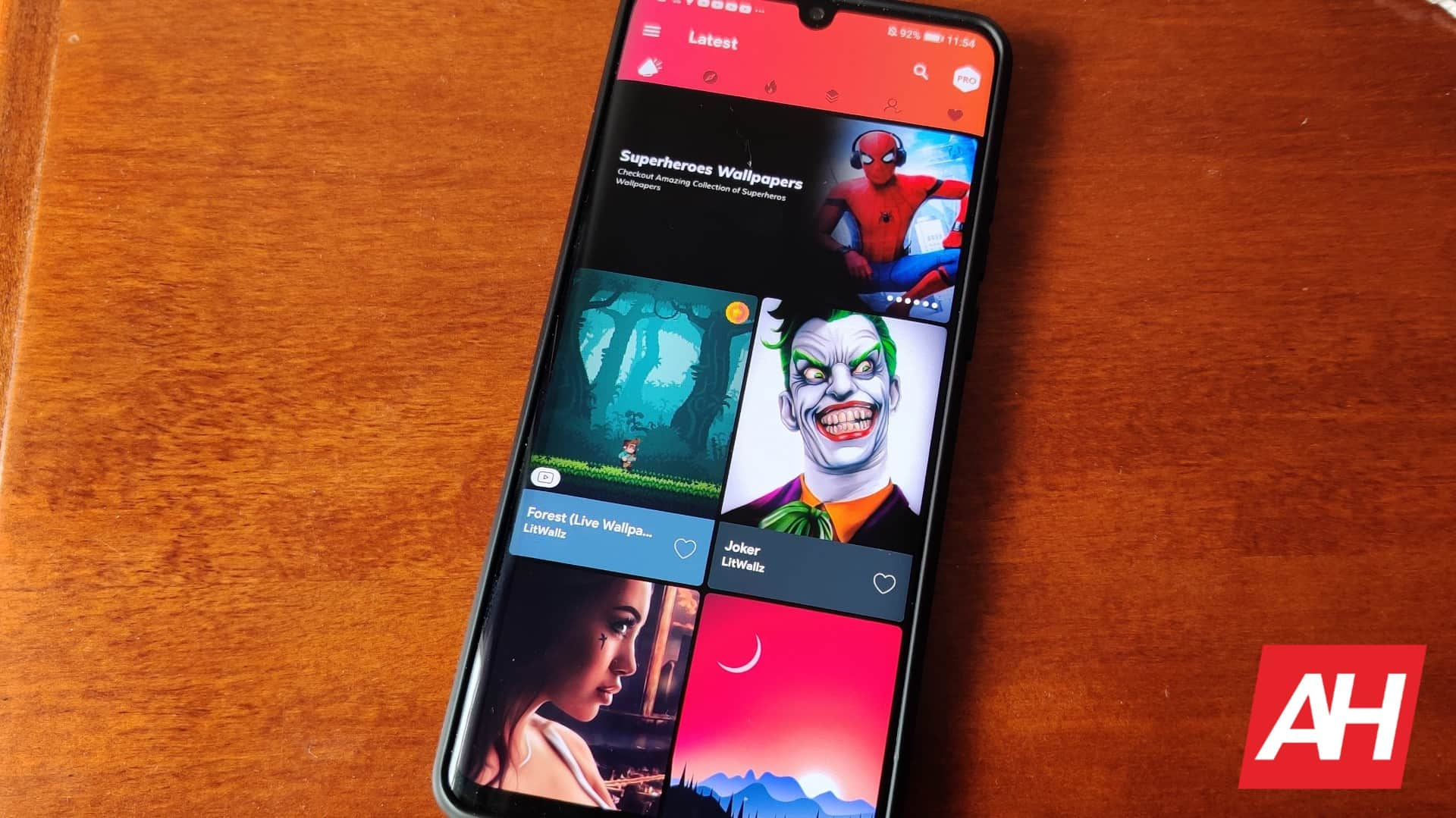 Top 10 Best Wallpaper Android Apps ...