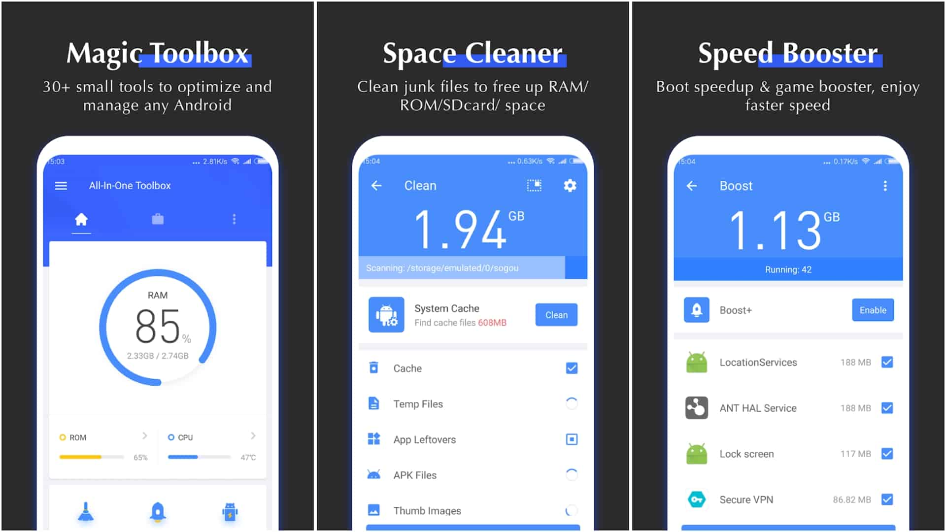 All In One Toolbox app image May 2020