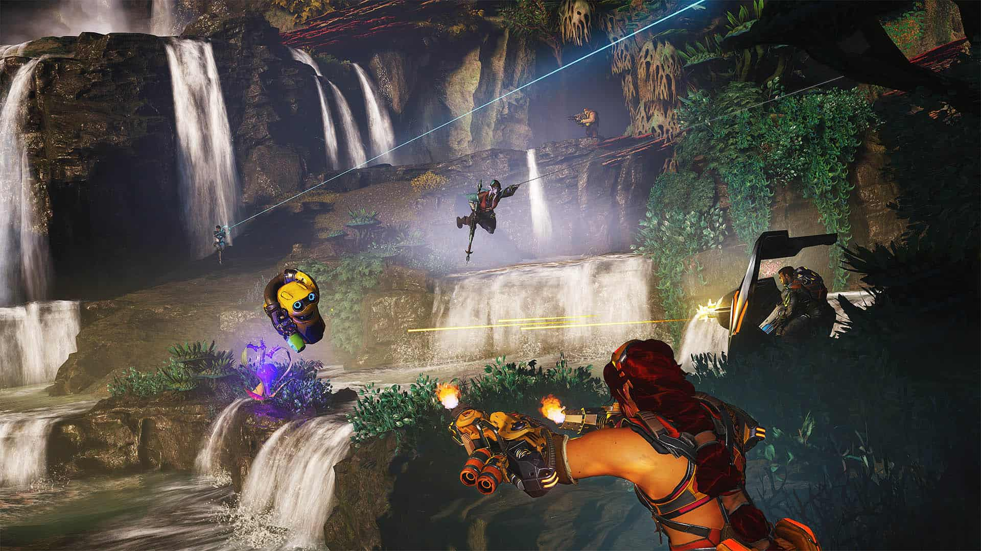 Here's What Amazon's Free-To-Play Shooter 'Crucible' Looks Like