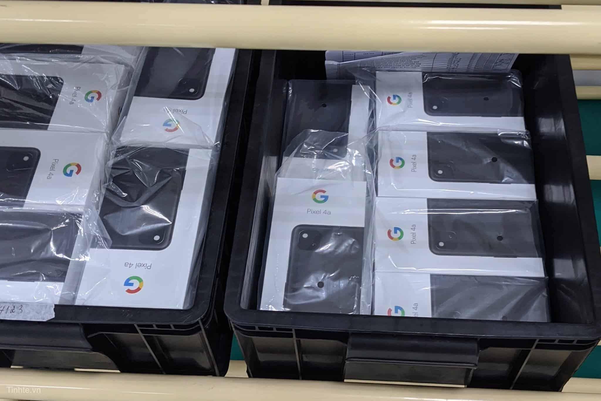 Google Pixel 4a Retail Box Leak 1
