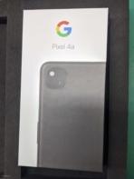 Google Pixel 4a Retail Box Leak 2