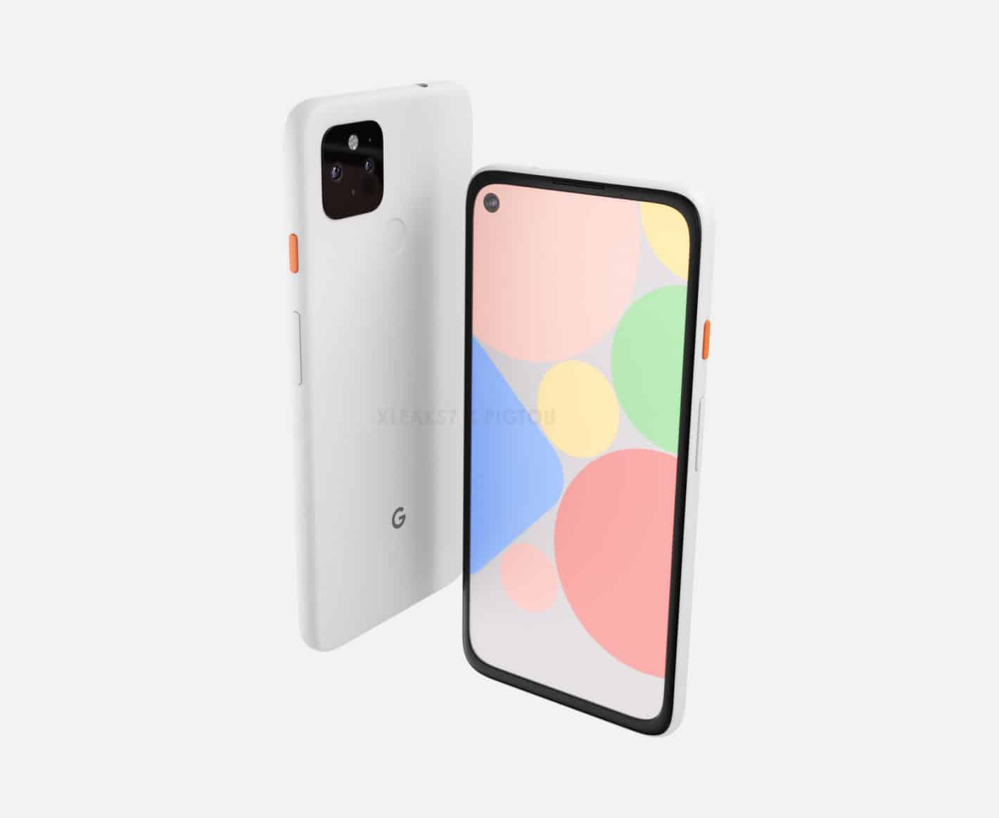Google Pixel 4a XL leak shows the cancelled smartphone