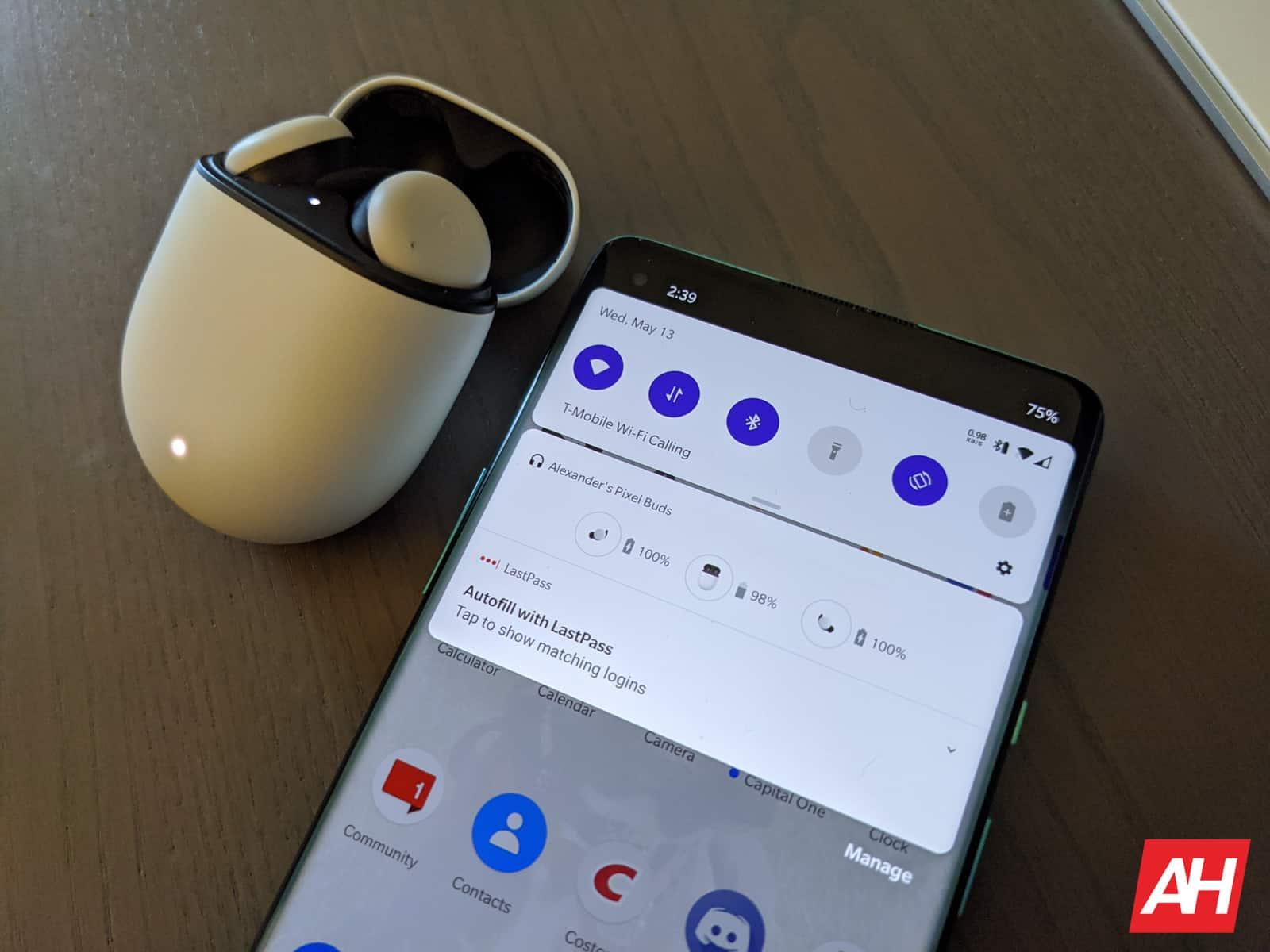Google Pixel Buds 2 AM AH 4