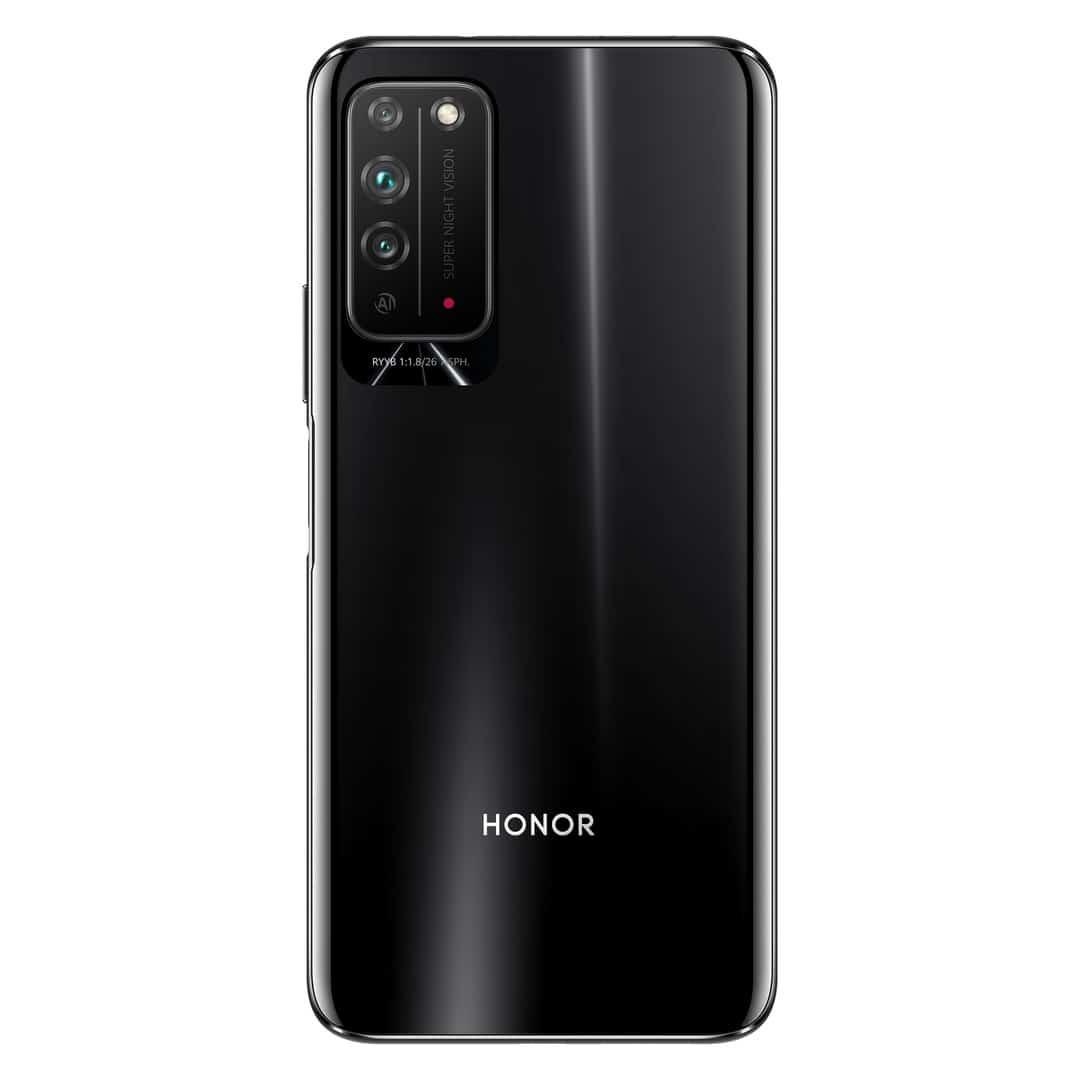 HONOR X10 Black 01