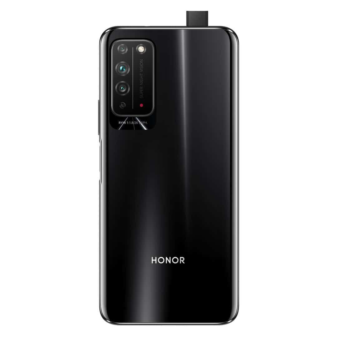 HONOR X10 Black 02