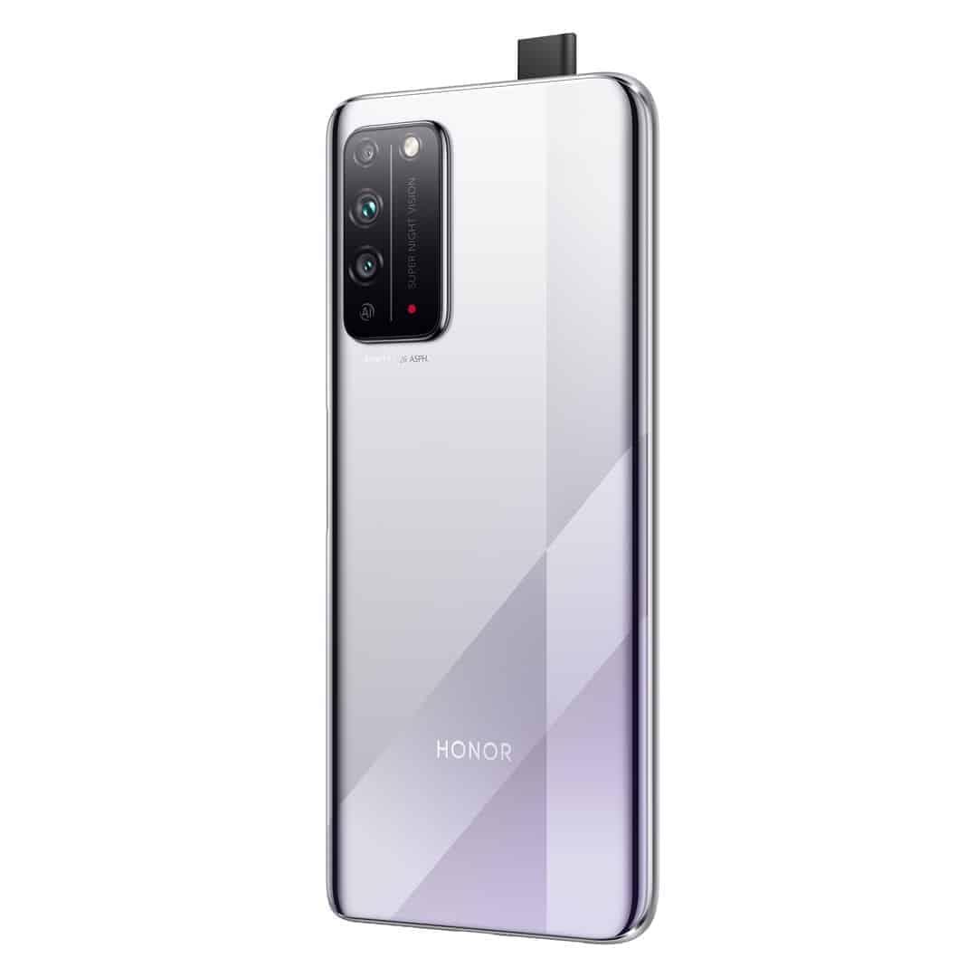 HONOR X10 Silver 01