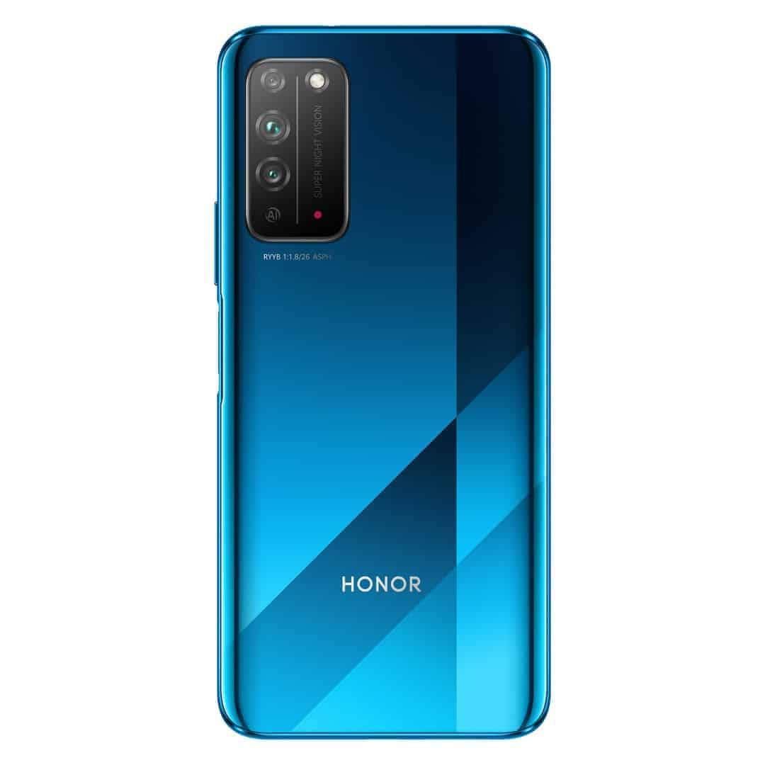 HONOR X10 blue 01