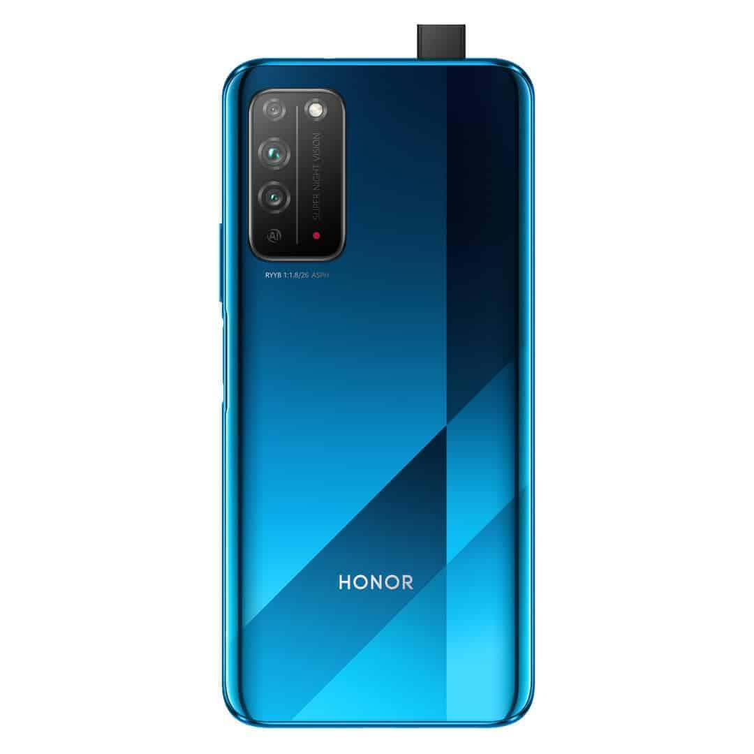 HONOR X10 blue 02