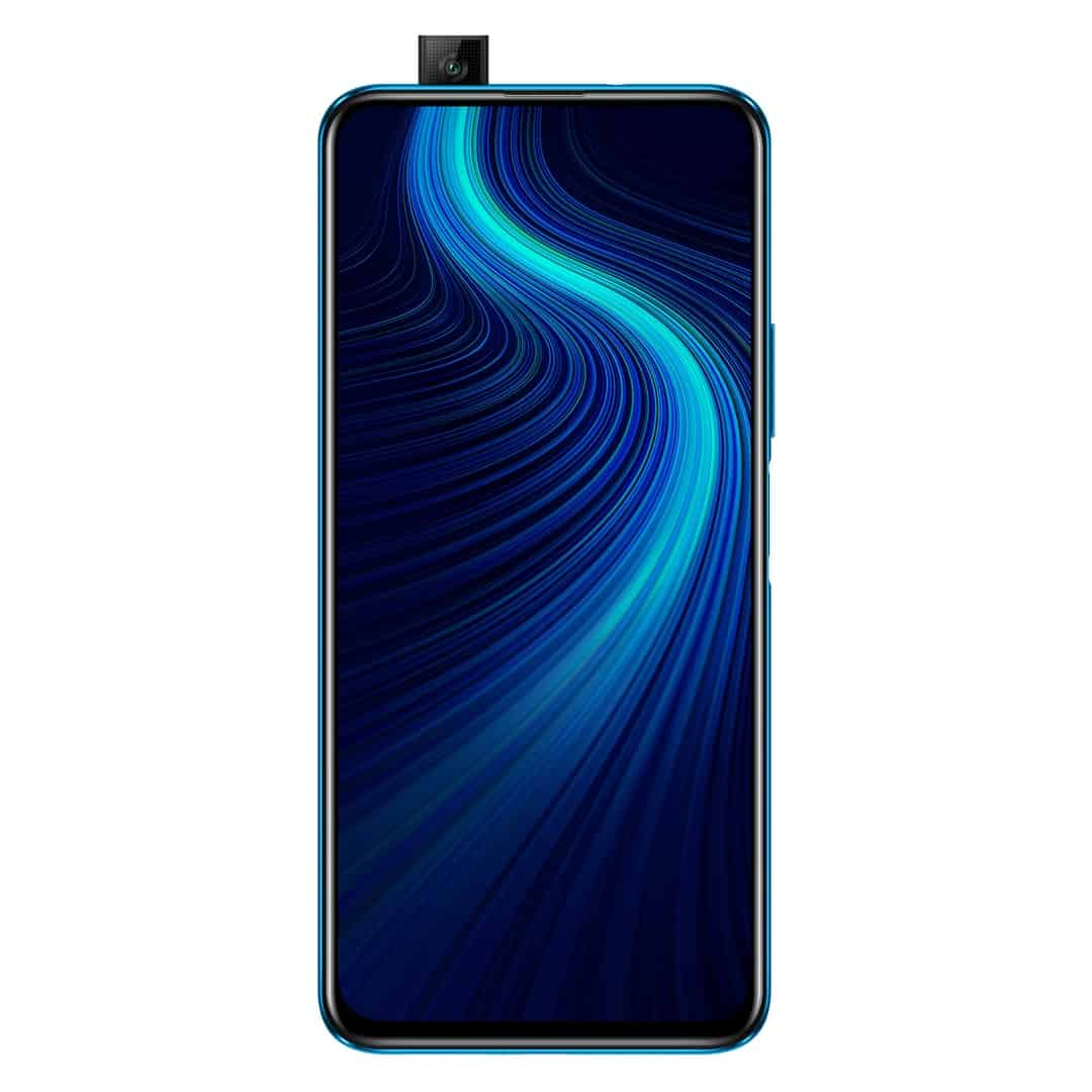 HONOR X10 blue 03