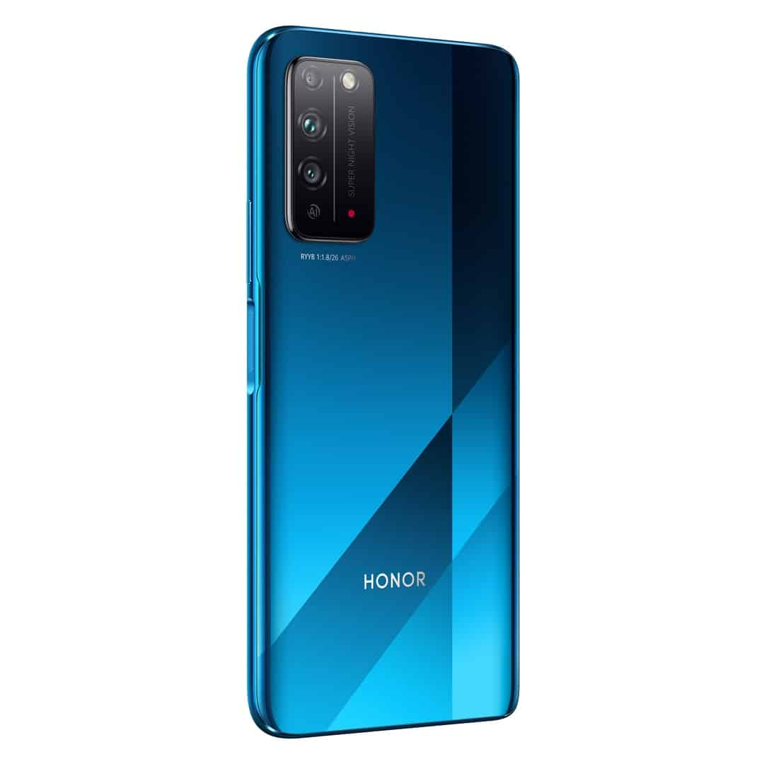 HONOR X10 blue 05