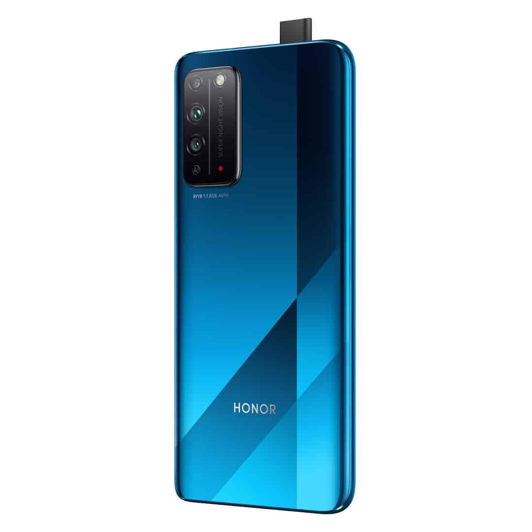 HONOR X10 blue 07