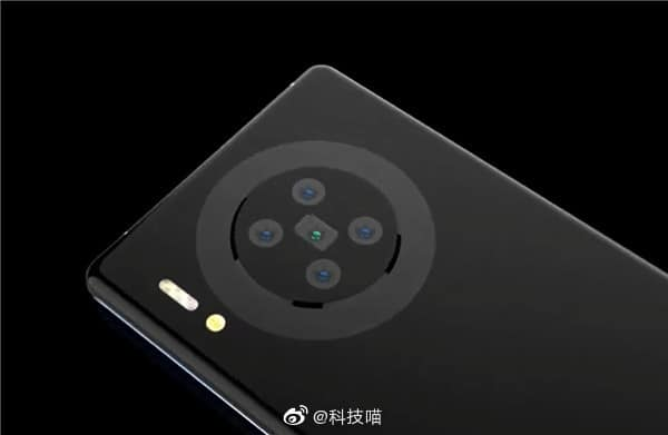 Huawei Mate 40 concept image 2