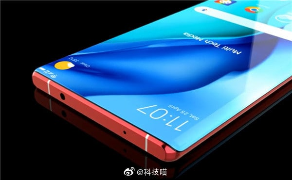 Huawei Mate 40 concept image 3