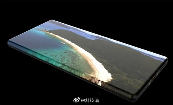 Huawei Mate 40 concept image 4