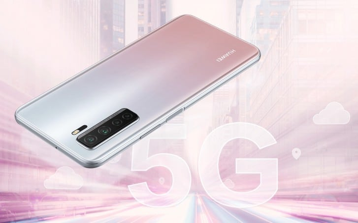 Huawei P40 Lite 5G official image 1