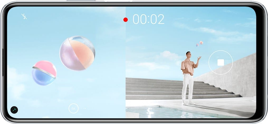 Huawei P40 Lite 5G render leak 13