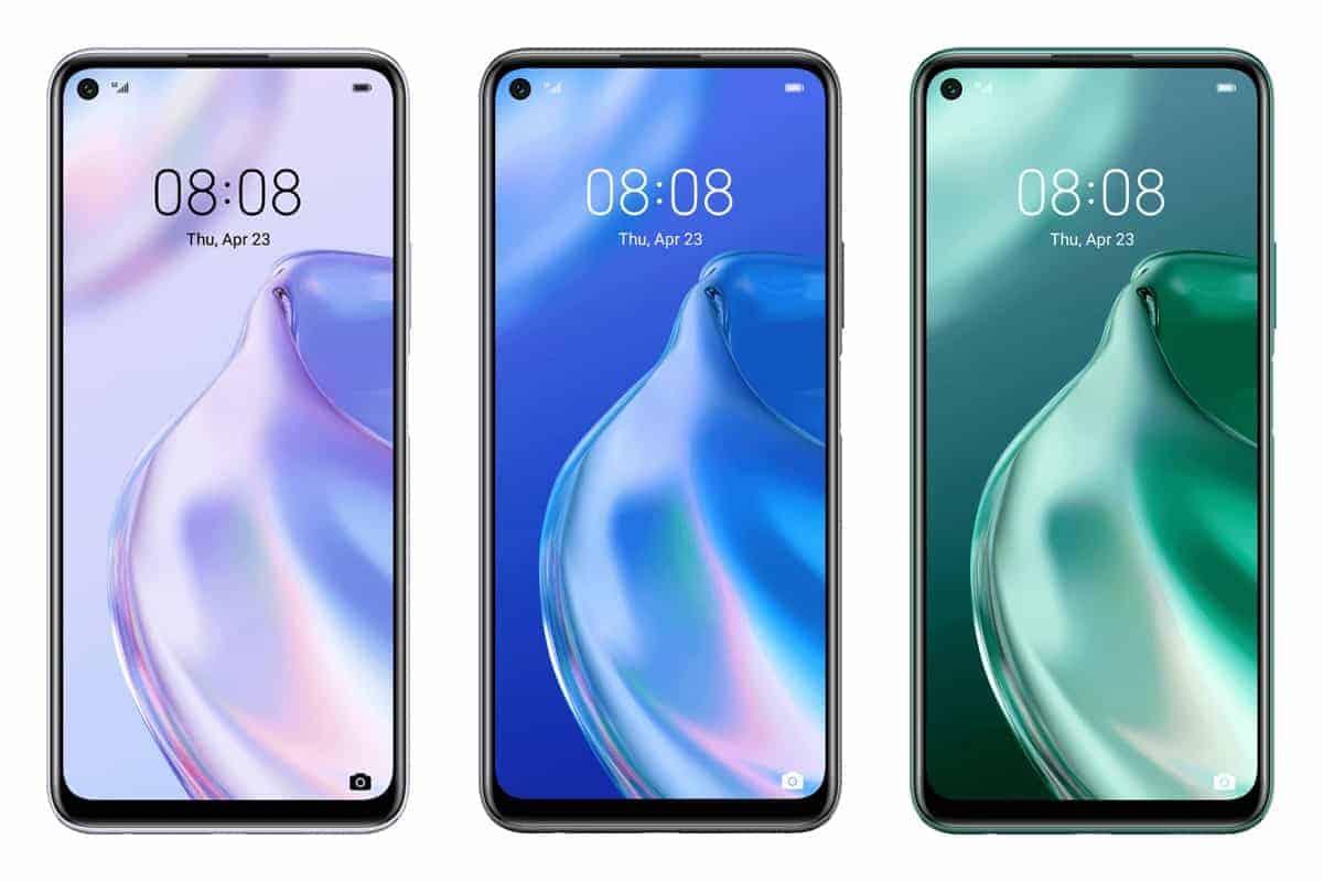 Huawei P40 Lite 5G render leak 15