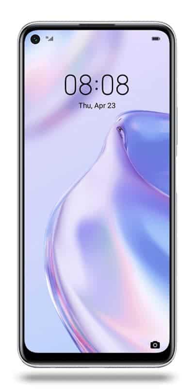Huawei P40 Lite 5G render leak 4