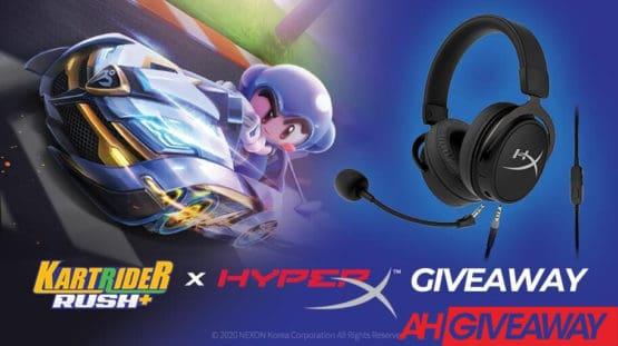 HyperX Giveaway 2