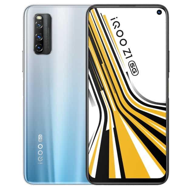 IQOO Z1 5G image 1
