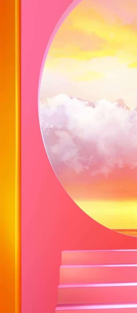 LG Velvet official wallpaper 2