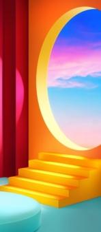 LG Velvet official wallpaper 9