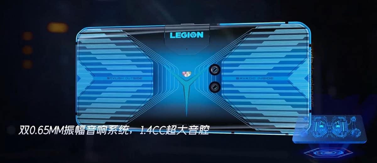 Lenovo Legion Gaming Phone Streamer Camera 1