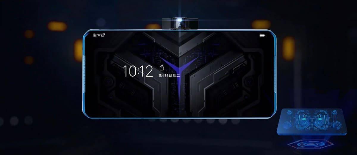 Lenovo Legion Gaming Phone Streamer Camera 4