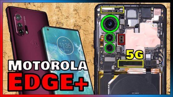 Motorola Edge Plus Teardown Thumb