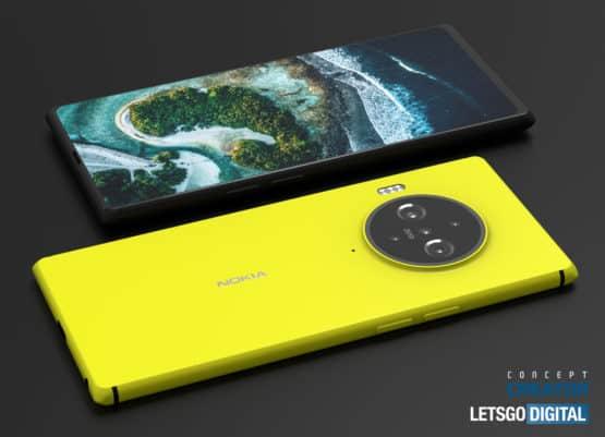 Nokia 9 3 5G concept image 3