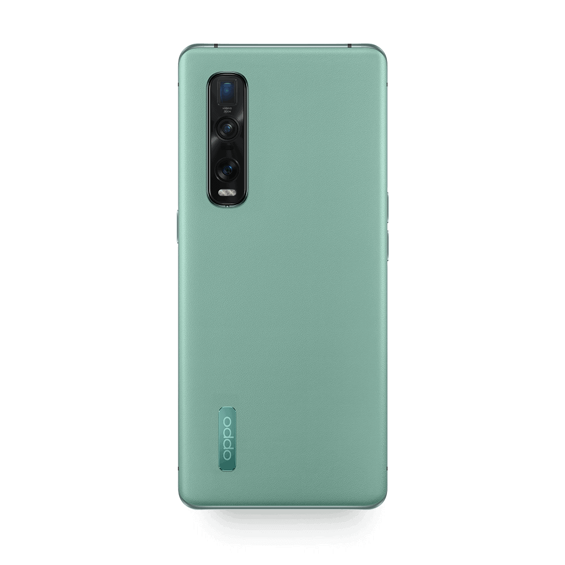 OPPO Find X2 Pro Green Vegan Leather image 2