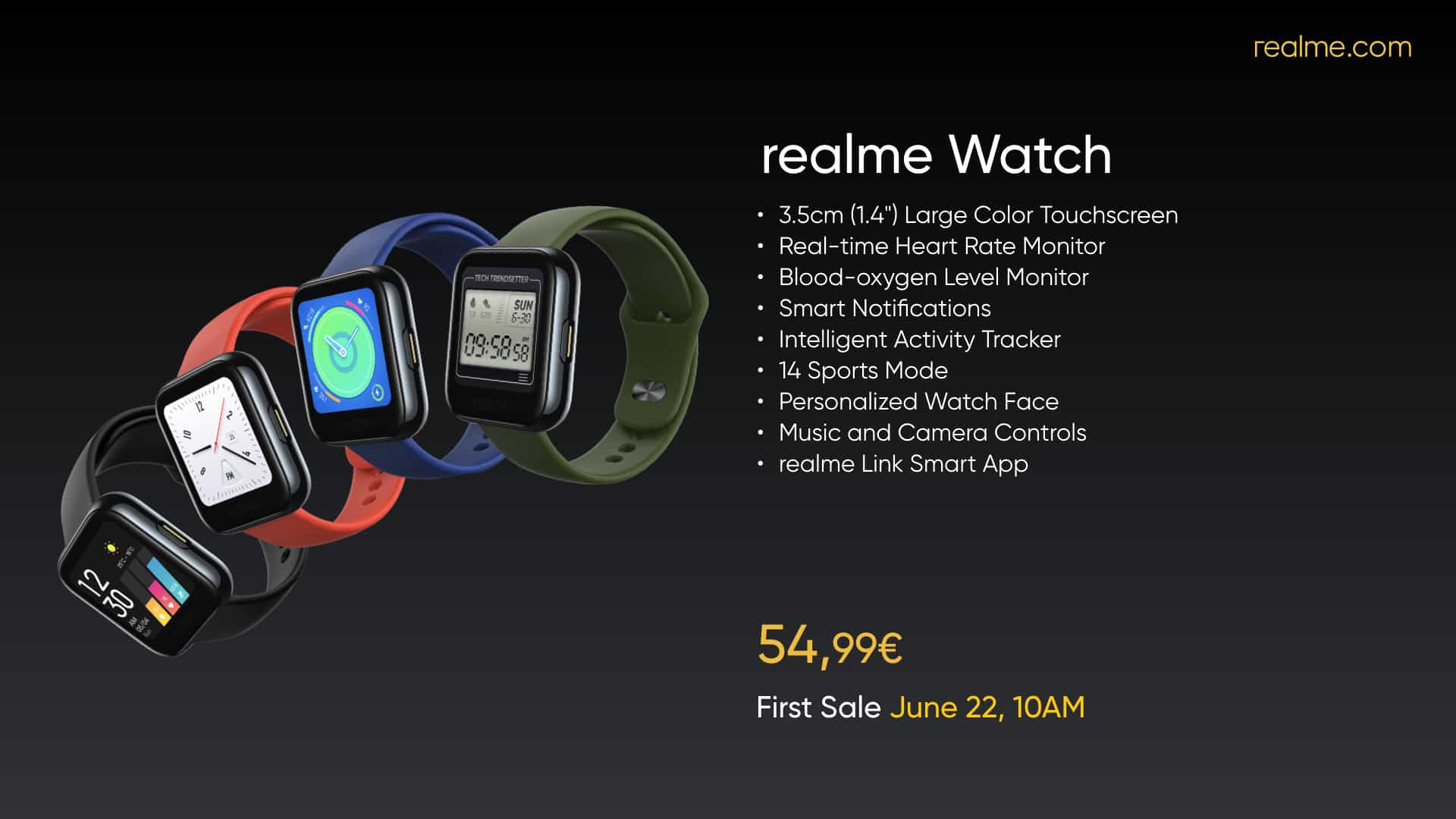 Realme Watch image 1