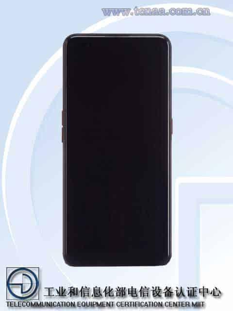 Realme X50 Pro Player Edition TENAA 1