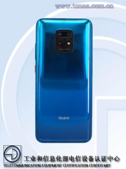 Redmi Note 10 5G TENAA image 2