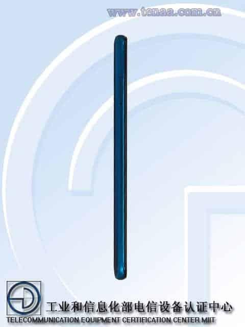 Redmi Note 10 5G TENAA image 3