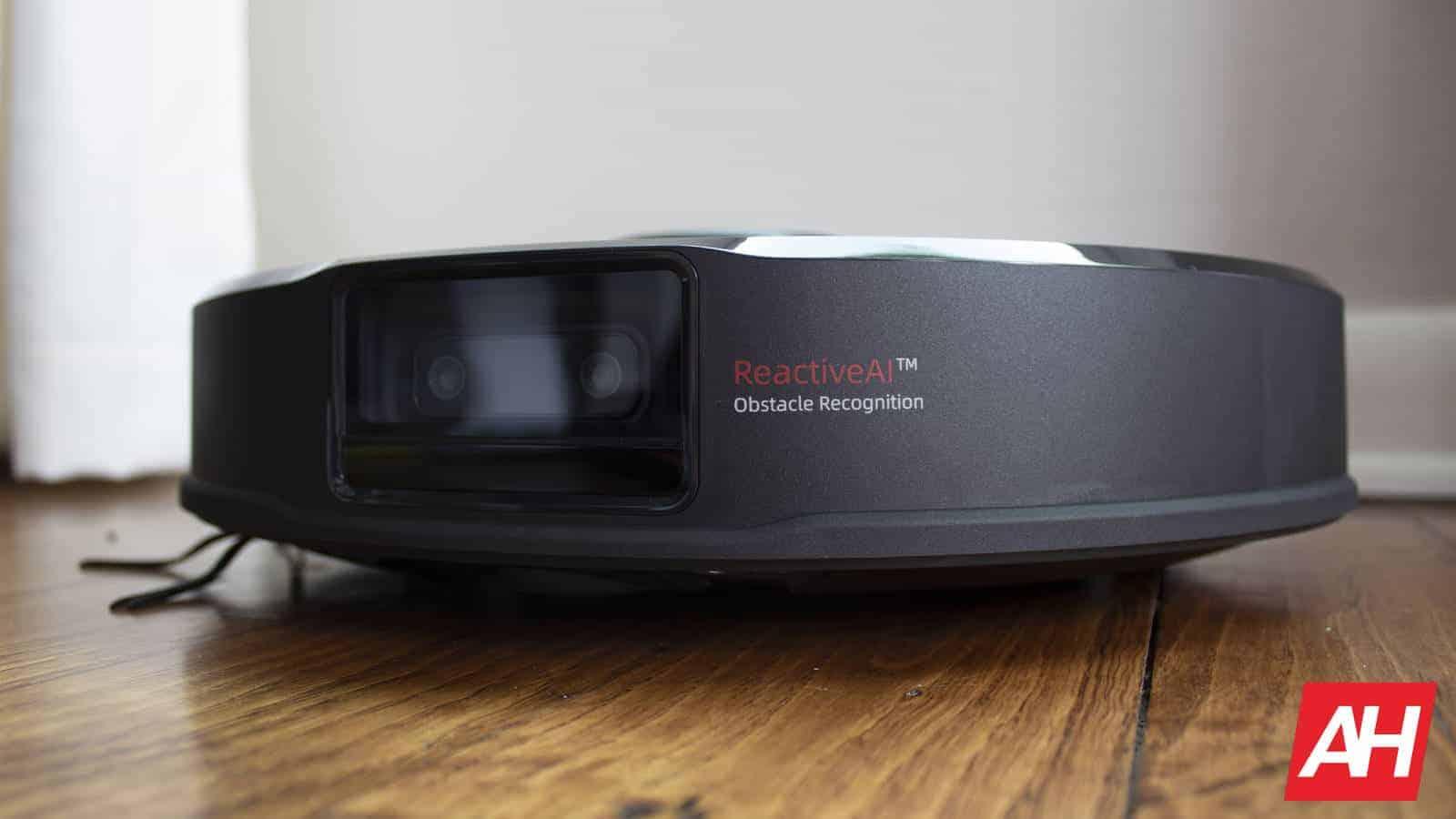 Roborock S6 MaxV AI cameras